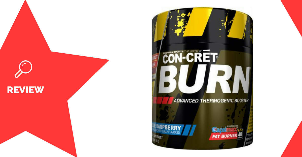Con-Cret Burn Review