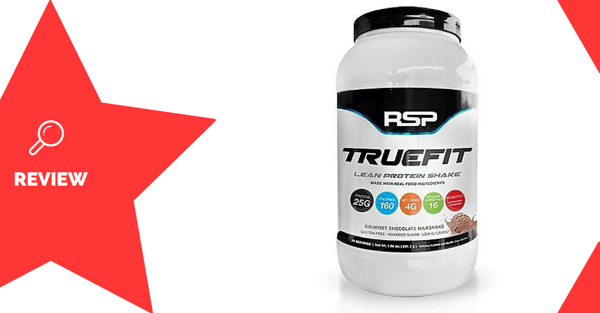 TrueFit Lean Protein Review