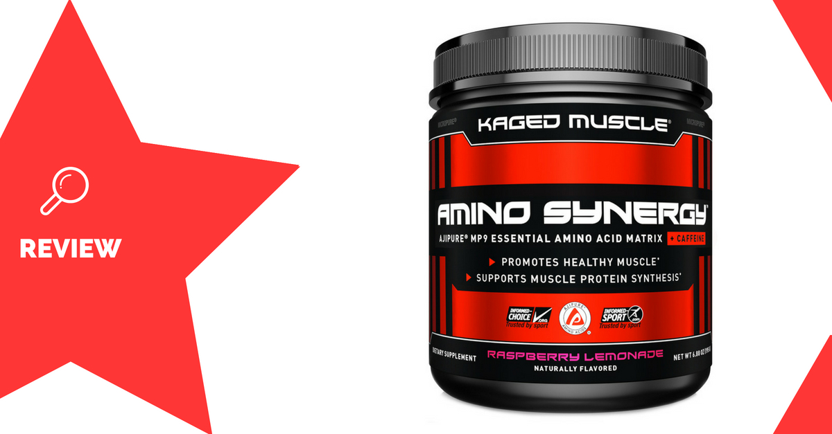 Amino Synergy Review