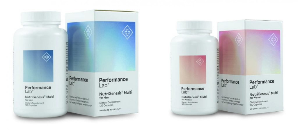 Performance Lab NutriGenesis Multi is THE best multivitamin to buy in Australia in 2020