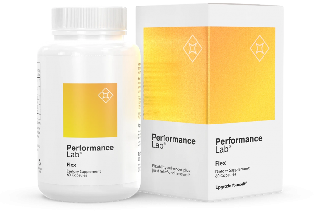 Performance Lab Flex pledges to enhance joint lubrication, ease pain and increase mobility