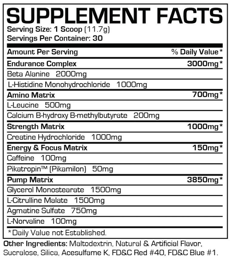Nsane Pre Workout Supplement Reviews | Workout ...