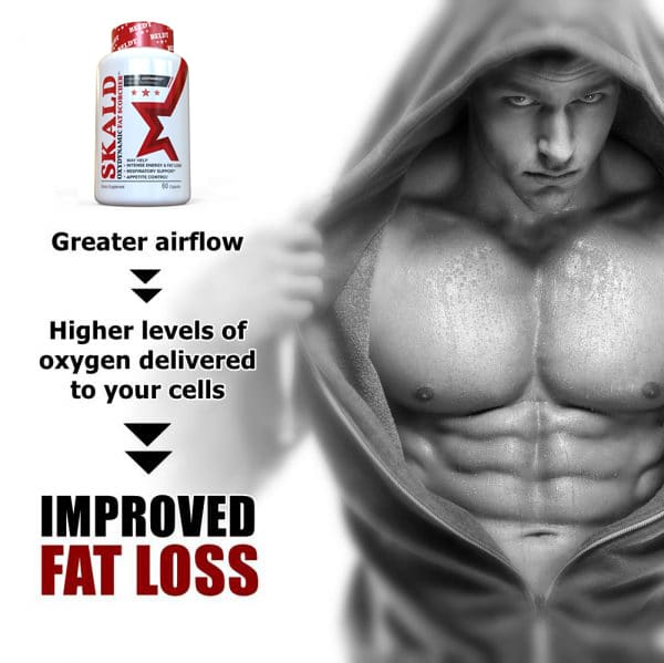 Skald fat burner offers 'respiratory support' -- or does it?